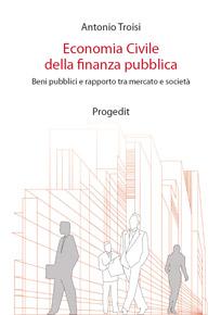 Economia Civile   della finanza pubblica