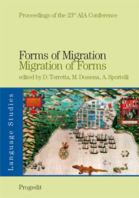 Forms of Migration  Migration of Forms   Language Studies