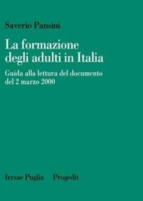 La formazione degli adulti in Italia