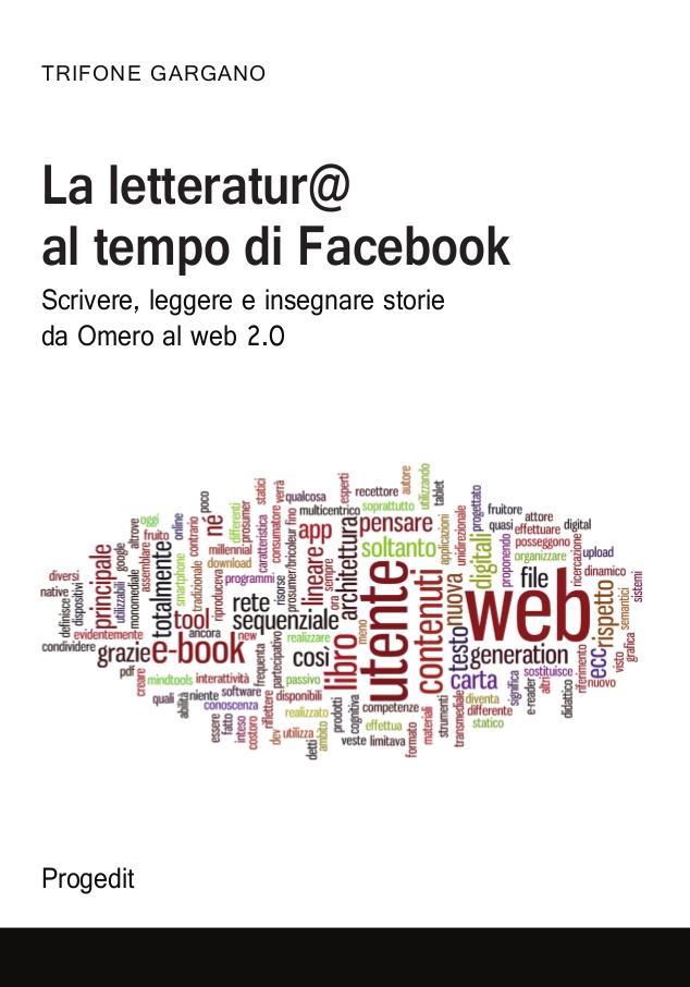 La letteratur@ al tempo di Facebook