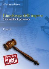 L'insolvenza delle imprese