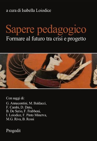 """Sapere pedagogico  Quaderni di """"MeTis"""" 1"""